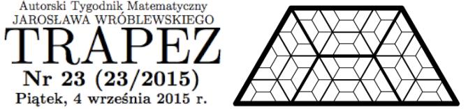 Dwudziesty trzeci Trapez